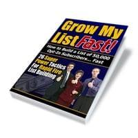 Grow My List Fast 1
