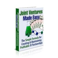 Joint Ventures Made Easy 1