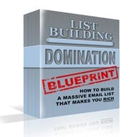 List Building Domination Blueprint 1