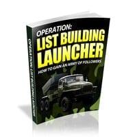 List Building Launcher 1