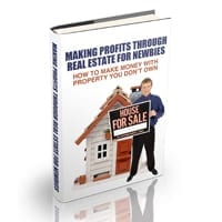 Making Profits Through Real Estate For Newbies 1
