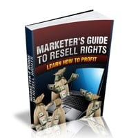 Marketers Guide To Resell Rights 1