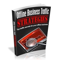 Offline Business Traffic Strategies 1