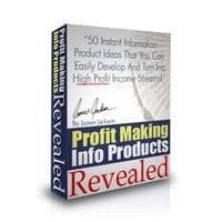 Profit Making Info Products Revealed 2
