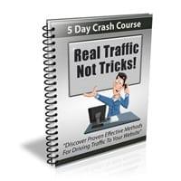 Real Traffic Not Tricks Newsletter 1