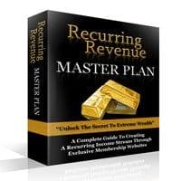 Recurring Revenue Master Plan 2