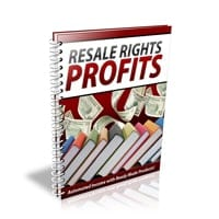 Resale Rights Profits 2