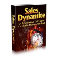 Sales Dynamite 21 ways 1