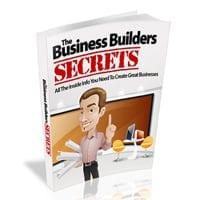 The Business Builders Secrets 1