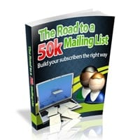 The Road to a 50k Mailing List 1
