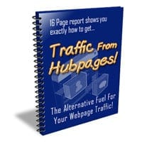 Traffic From Hubpages! 2