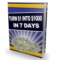 Turn $1 Into $1000 In 7 Days 2