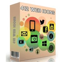 412 Web Icons 1