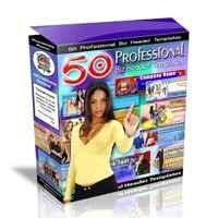 50 Professional Biz Header Templates Set 5