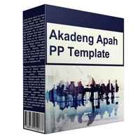 Akadeng Apah Multipurpose Powerpoint Template 1