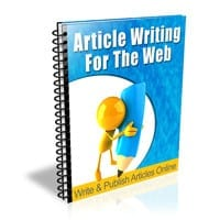 Article Writing For The Web 1
