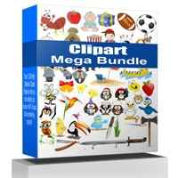 Clipart Mega Bundle 1