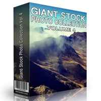 Giant Stock Photo Collection Vol. 4 2