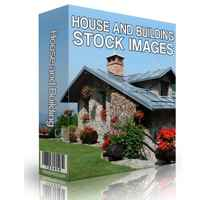 Homes and Buildings Stock Photos 1
