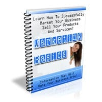 Marketing Basics 1