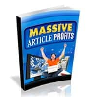 Massive Article Profits 1