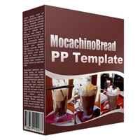 Mocachino Bread Multipurpose Powerpoint Template 1