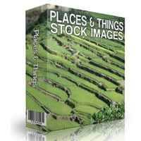 Places and Things Stock Images 1