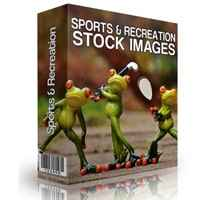 Sports and Recreation Stock Images 1