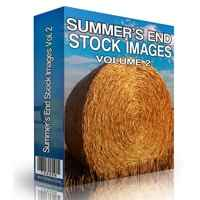 Summer's End Stock Image Volume 2 1