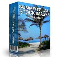 Summer's End Stock Image Volume 3 1