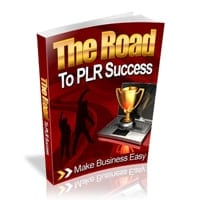 The Road to PLR Success 2