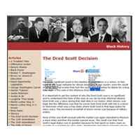 Black History Website