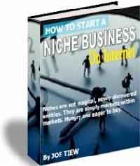 How to Start A Niche Business On Internet
