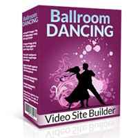Ballroom Dancing Video Site Builder