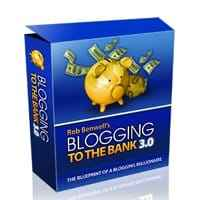 Blogging To The Bank 3.0 Presell Template