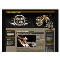 Bikers Club – WP Theme