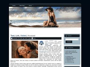 On the Beach 03 – WP Theme