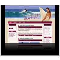 Surfing WP Theme