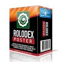 Rolodex Poster