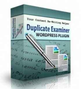 Duplicate Examiner WordPress Plugin