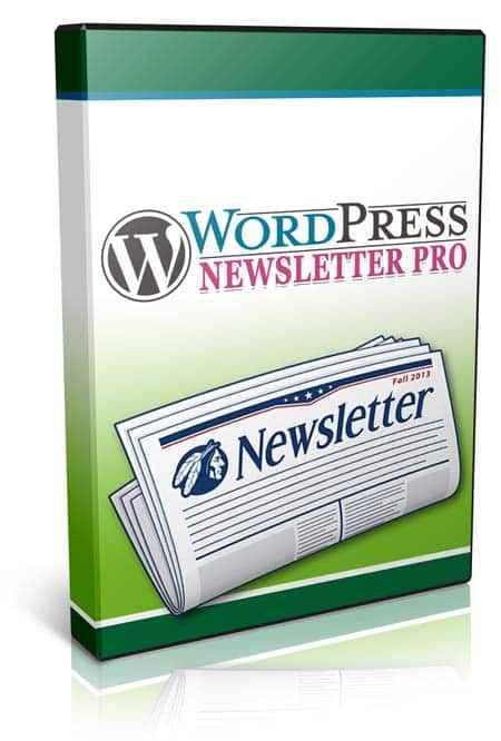 WordPress Newsletter Pro
