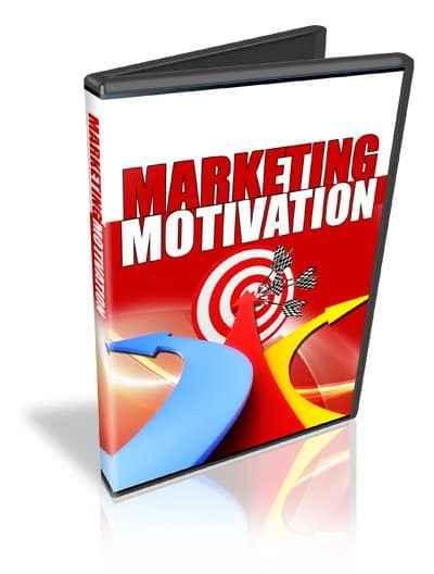 Marketing Motivation