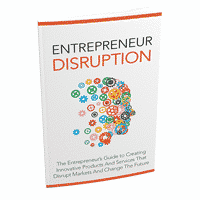 Entrepreneur Disruption 1