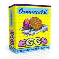 Ornamental Eggs 1