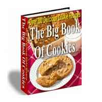 The Big Book Of Cookies 1