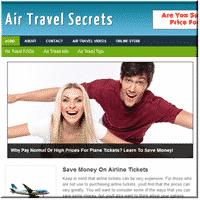 Air Travel PLR Blog 1