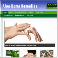 Aloe Remedies PLR Site 1