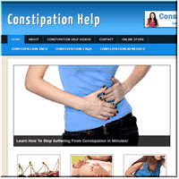 Constipation PLR Blog 1