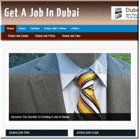 Dubai Jobs PLR Site 1