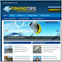Fishing Ready Made Site 1